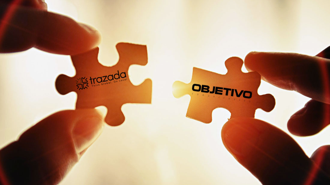 trazada marketing y objetivo comunicacion
